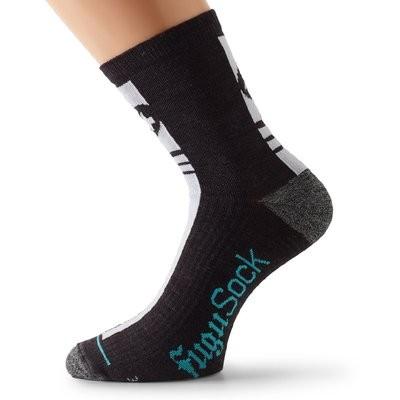 ASSOS Fugu Sock Black