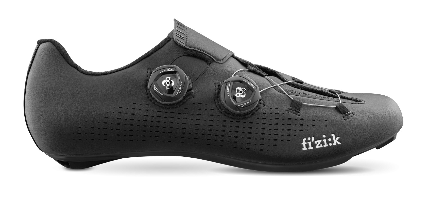 Fizik Infinito R1 chaussures route noir