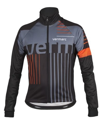 VERMARC Scala Technical Jacket Orange
