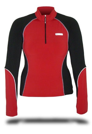 Maillot LM Dames Pescara Red