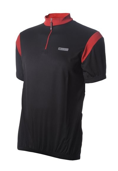 All Active Shirt KM Black-Red