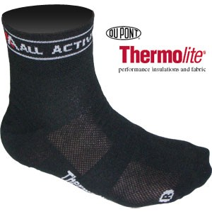 Chaussette Thermolite Black