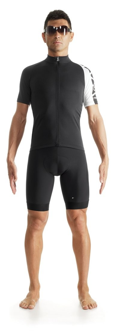 ASSOS Jersey SS Mille Evo 7 Holy White