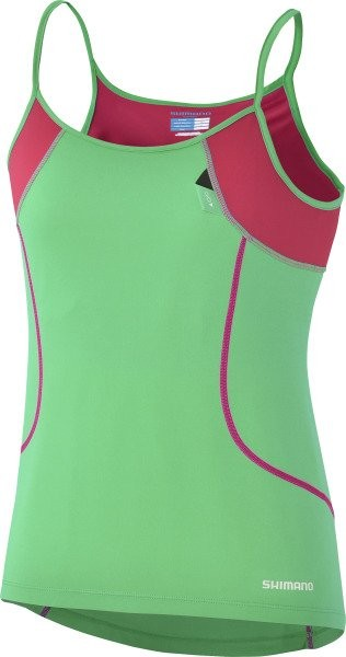 SHIMANO Touring Lady Top Island Green Jazzberry