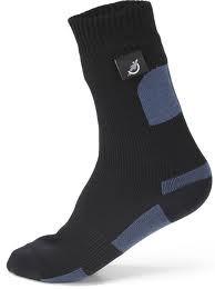 Sealskinz Walking Sock Black