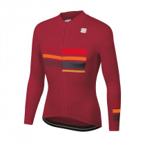 Sportful Wire Thermal Jersey - Red Rumba