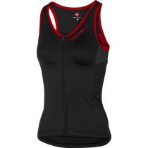 Castelli Solare Top - Black Red