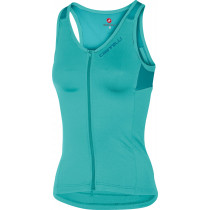 Castelli Solare Top - Light Turquoise/Marine Blue