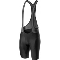 Castelli Free Protect Race Bibshort - Black- Front