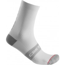 Castelli Superleggera 12 Sock - White
