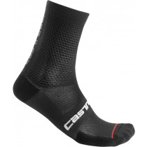 Castelli Superleggera 12 Sock - Black