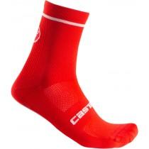 Castelli Entrata 13 Sock - Red