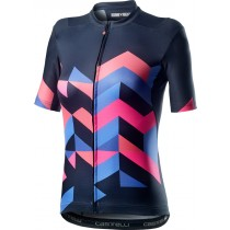 Castelli Unlimited W Jersey - Dark Steel Blue