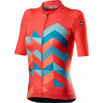 Castelli Unlimited W Jersey - Brilliant Pink