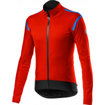 Castelli Alpha Ros 2 Light Jacket - Fiery Red