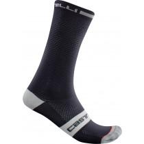 Castelli Superleggera T 18 Sock - Savile Blue
