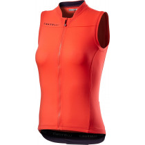 Castelli Anima 3 Sleeveless - Brilliant Pink/Dark Steel Blue