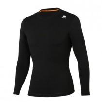 SPORTFUL Thermodynamic Mid T Shirt Junior LM Black