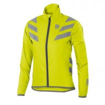 SPORTFUL Kids Reflex 2 Jacket Yellow Fluo
