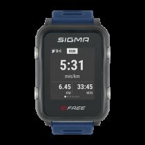 Sigma iD.Free montre de sport bleu