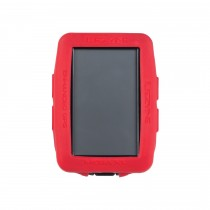 Lezyne mega xl gps cover rouge