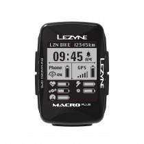 Lezyne macro plus gps ordinateur de cycle