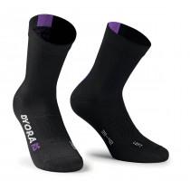 Assos Dyora Rs Socks - Black Violet