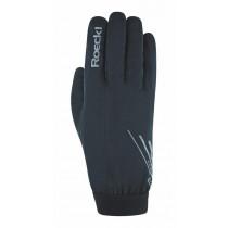 Roeckl Rottal Cover gant de cyclisme - Black