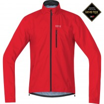 Gore C3 gore-tex active veste imperméable rouge