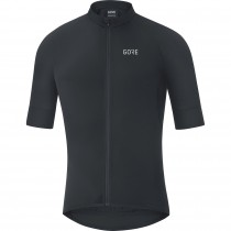 Gore C7 maillot de cyclisme manches courtes noir