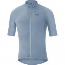 Gore C7 maillot de cyclisme manches courtes cloudy bleu