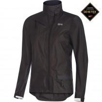 Gore C5 gore-tex shakedry veste de cyclisme femme noir