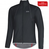 Gore C7 gore windstopper light veste de cyclisme noir