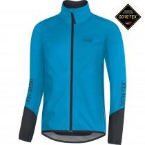 Gore C5 gore-tex active veste imperméable cyan bleu noir
