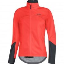 Gore C5 gore-tex active veste de cyclisme femme lumi orange noir