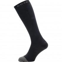 Gore M Thermo Long Socks - black/graphite grey
