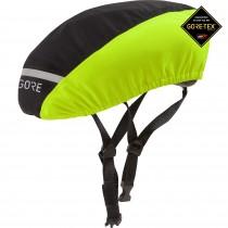 Gore C3 gore-tex couverture de casque noir neon jaune