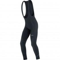 Gore c5 thermo cuissard de cyclisme long à bretelles noir