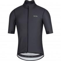 Gore C5 gore-tex infinium maillot de cyclisme manches courtes noir