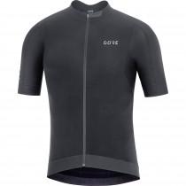 Gore C7 race maillot de cyclisme manches courtes noir