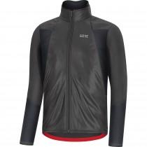 Gore C5 gore-tex infinium soft lined thermo veste de cyclisme noir