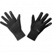 Gore M gore-tex infinium mid gants de cyclisme noir