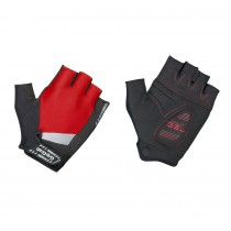 GripGrab supergel gants de cyclisme rouge