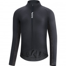 Gore C5 Thermo Jersey - black/terra grey