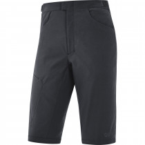 Gore Wear Explore Shorts Mens - Black