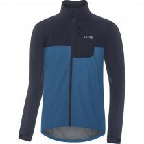 Gore Wear Spirit Jacket Mens - Sphere Blue/Orbit Blue