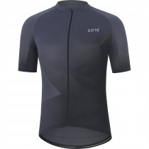 Gore Wear Fade Jersey Mens - Graystone/Black