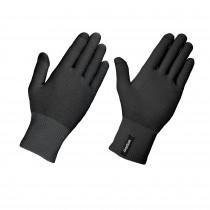 Gripgrab merino liner gants de cyclisme noir