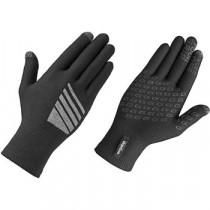 Gripgrab primavera merino gant de cyclisme noir