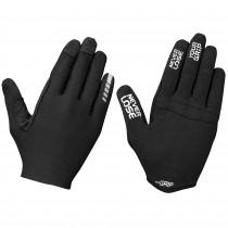 Gripgrab aerolite insidegrip long finger gants de cyclisme noir